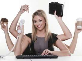 You are a Multi-Tasker, just breath and follow these easy steps