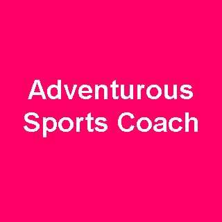 Adventurous Sports Coach