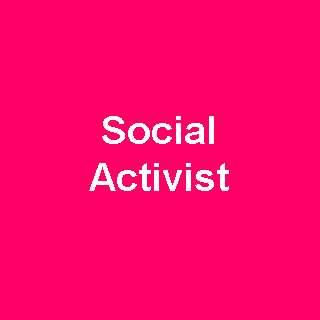 Social Activist