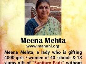 Woman Achiever - Meena Mehta