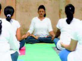 Yoga and it's basics by Dr Poonam Babaria