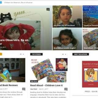Kids Free Souls - A Newspaper for Kids