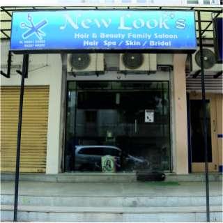 New Look's Hair & Beauty Saloon