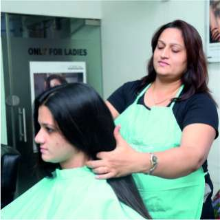 New Look's Hair & Beauty Saloon