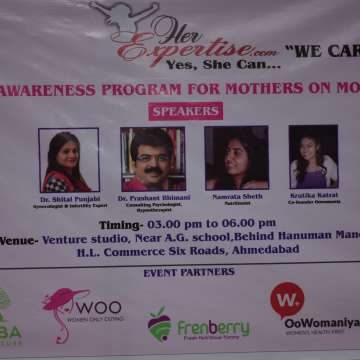 A Health Awareness Program on Mother's Day