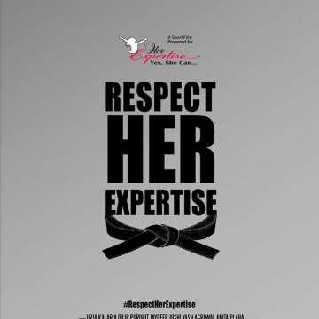 Short Film Respect Her Expertise