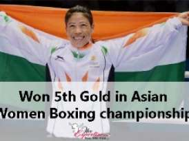 Asian Women Boxing Championship