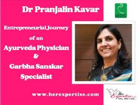 Dr Pranjalin Prakash Kavar