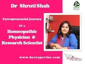 Dr Shruti Shah